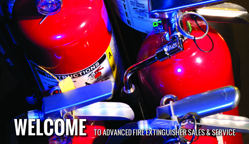 Advanced Fire Extinguisher Sales & Service - Home