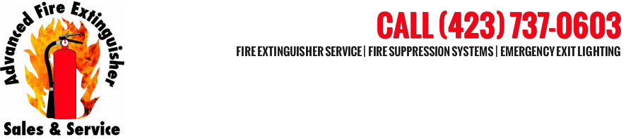 Advanced Fire Extinguisher Sales & Service